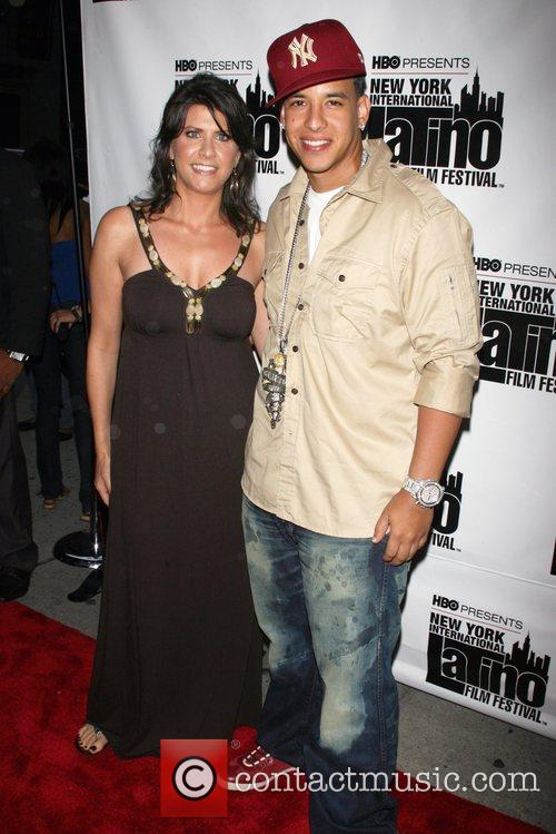 Elizabeth Gardner and Daddy Yankee HBO presents the...