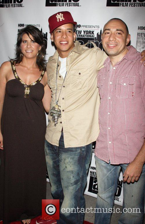 Elizabeth Gardner and Daddy Yankee 3