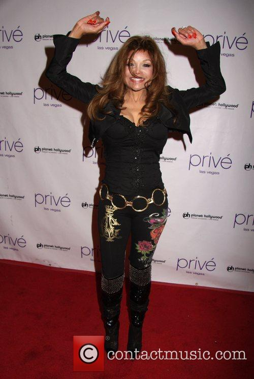 LaToya Jackson hosts an evening at Prive...
