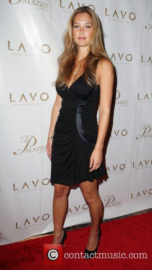 Bar Refaeli Grand opening of Lavo Restaurant and...