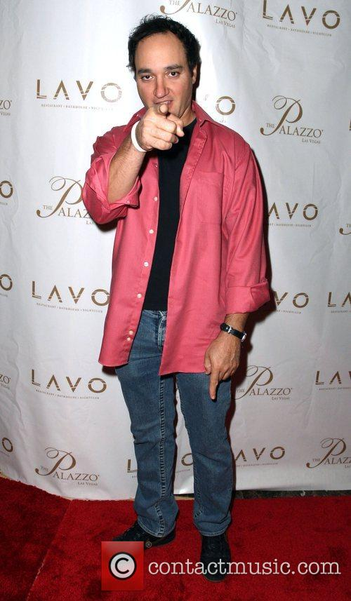 Greg Bello Grand opening of Lavo Restaurant and...