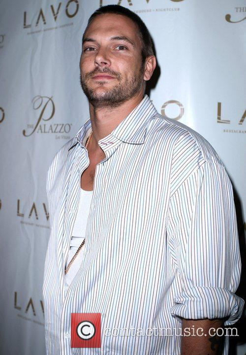 Kevin Federline Grand opening of Lavo Restaurant and...