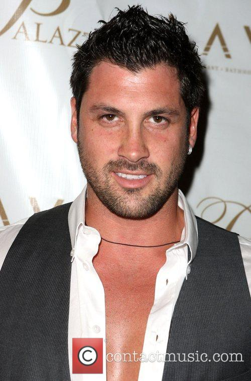 Maxim Chmerkovskiy Grand opening of Lavo Restaurant and...