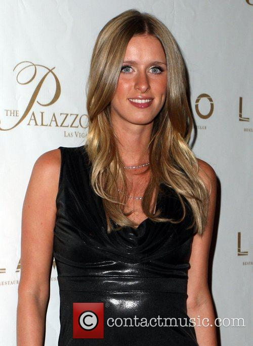 Nicky Hilton Grand opening of Lavo Restaurant and...