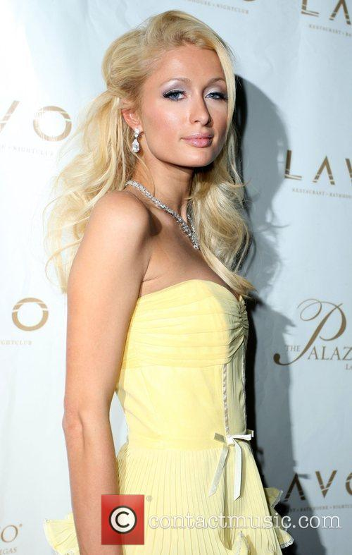 Paris Hilton Grand opening of Lavo Restaurant and...