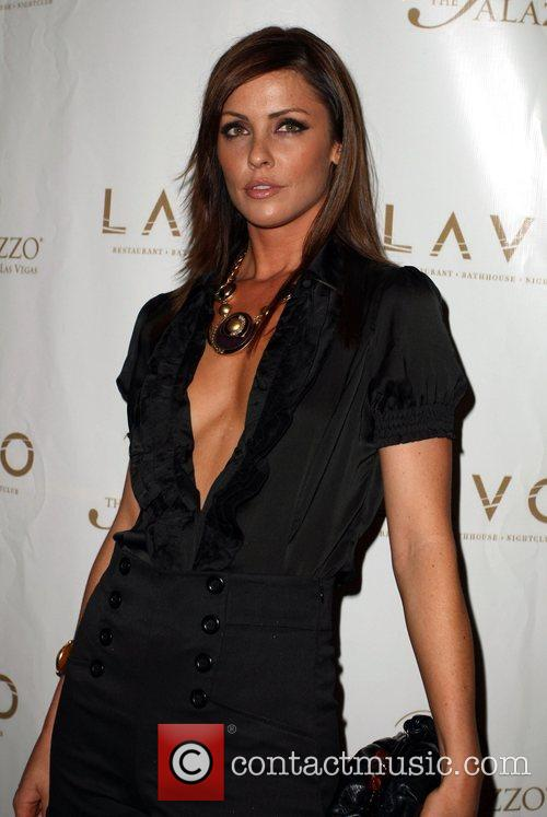 Summer Altice Grand opening of Lavo Restaurant and...