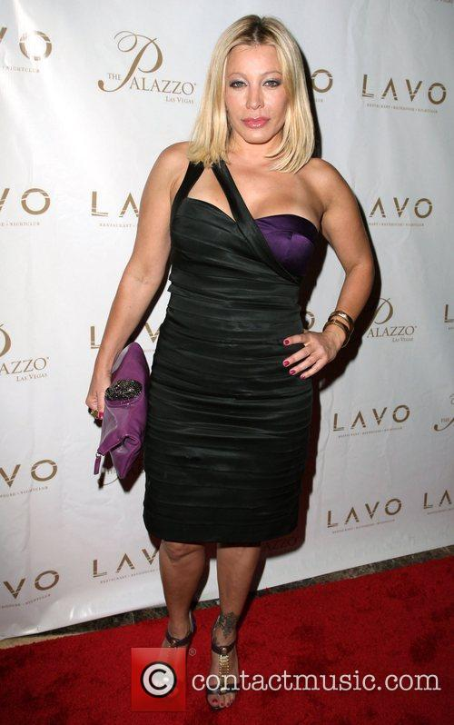 Taylor Dayne Grand opening of Lavo Restaurant and...