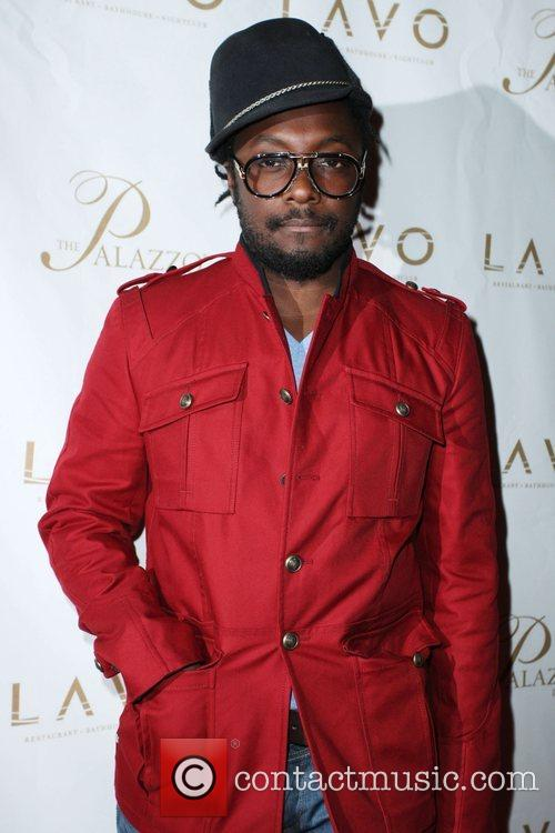 Will.I.Am Grand opening of Lavo Restaurant and Nightclub...