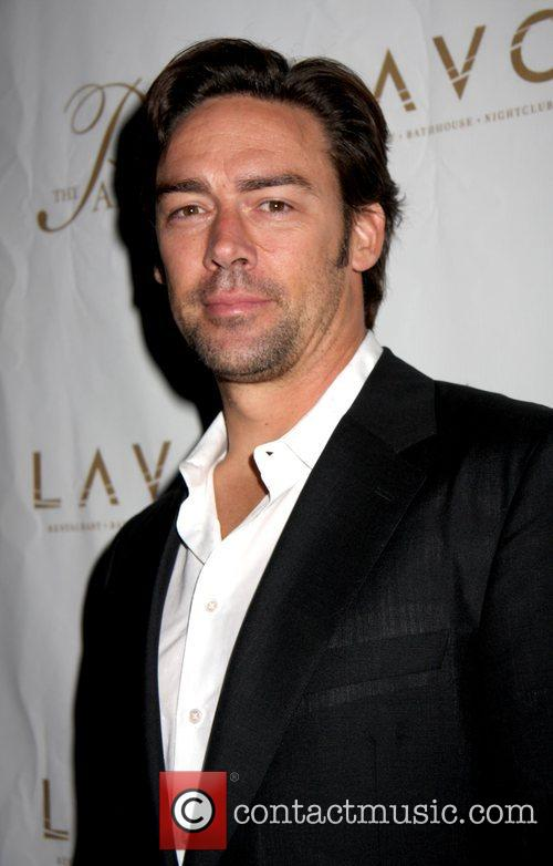 Jason Sehorn Grand opening of Lavo Restaurant and...