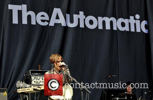 The Automatic, Leeds & Reading Festival