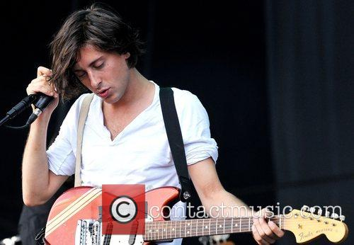 Carl Barat, Dirty Pretty Things Leeds Festival 2008...