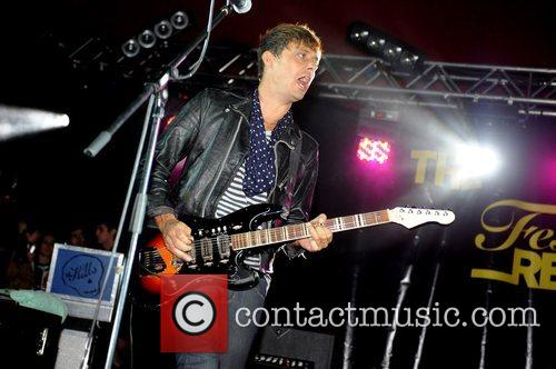 Jamie Hince of The Kills Reading Festival 2008...