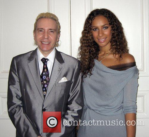 Leona Lewis has been named as Goodwill Ambassador...