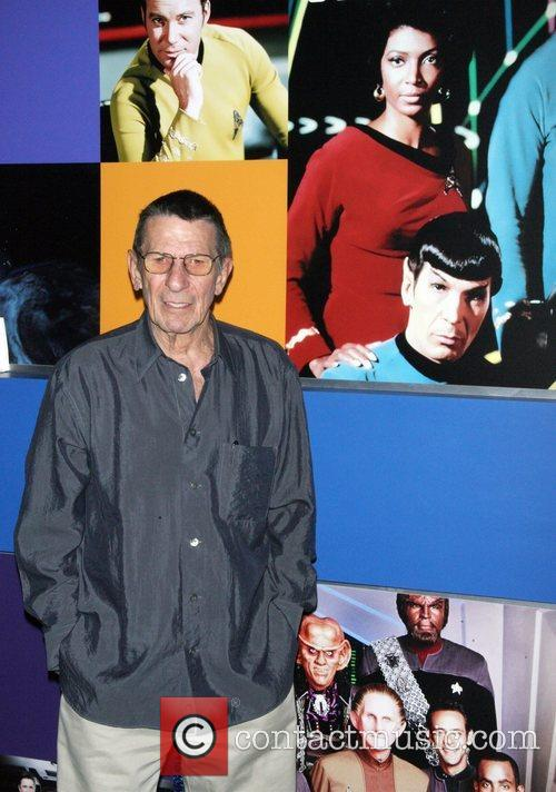 Leonard Nimoy and Star Trek 2