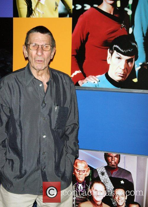 Leonard Nimoy and Star Trek 11