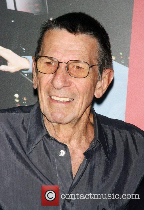 Leonard Nimoy and Star Trek 1