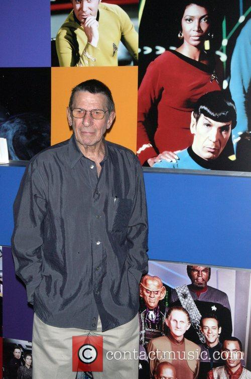 Leonard Nimoy and Star Trek 6