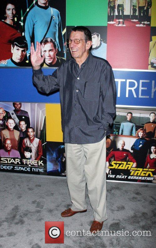 Leonard Nimoy and Star Trek 5