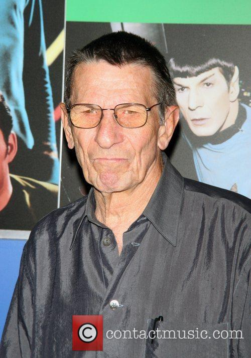 Leonard Nimoy and Star Trek 7