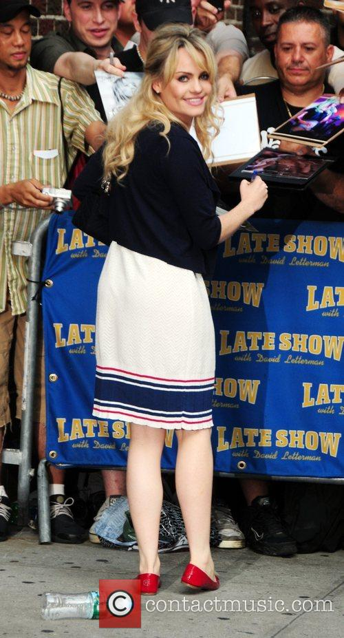 Duffy and David Letterman 2