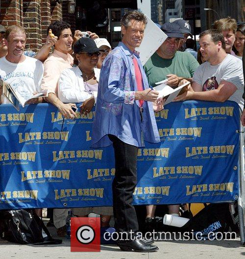 Randy Travis and David Letterman 4