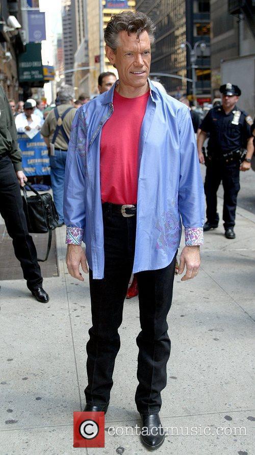 Randy Travis, Letterman