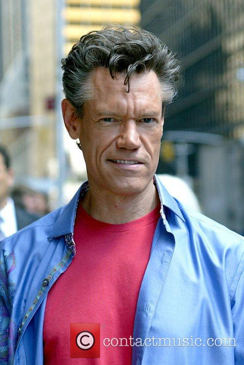 Randy Travis and David Letterman 3