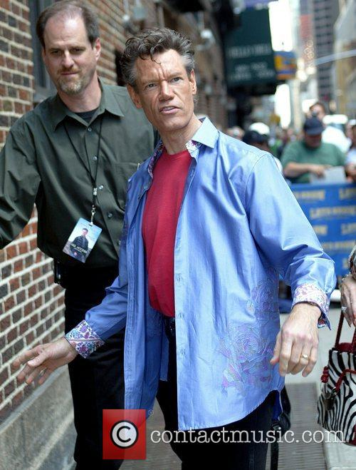 Randy Travis, Letterman