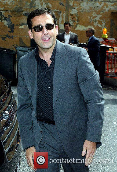 Steve Carell and David Letterman 10
