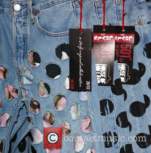 Launch of 501 Levis Jeans by House Of...
