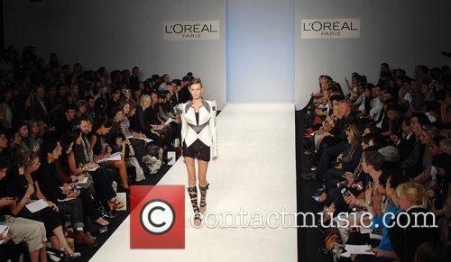 London Fashion Week Spring/Summer 2009 - Aminaka Wilmont...