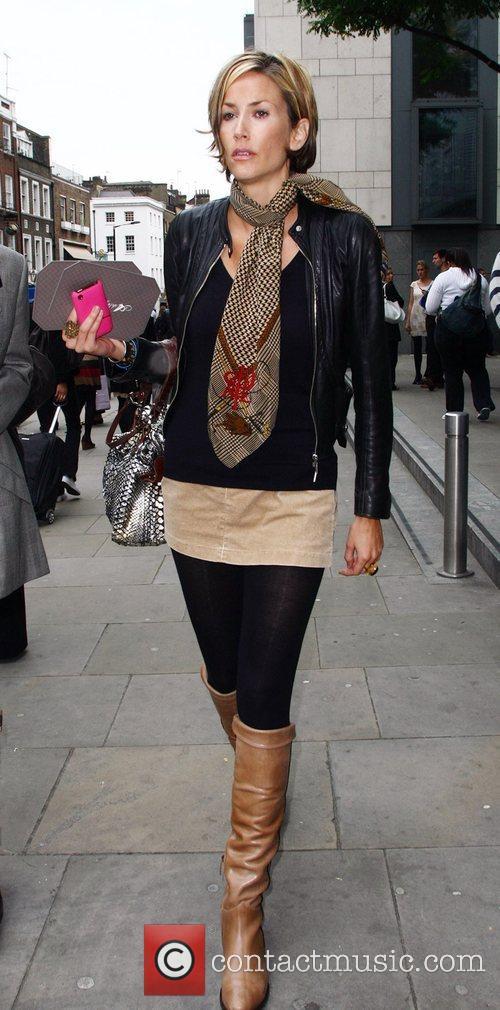 London Fashion Week - Spring/Summer 2009 - Ashley...