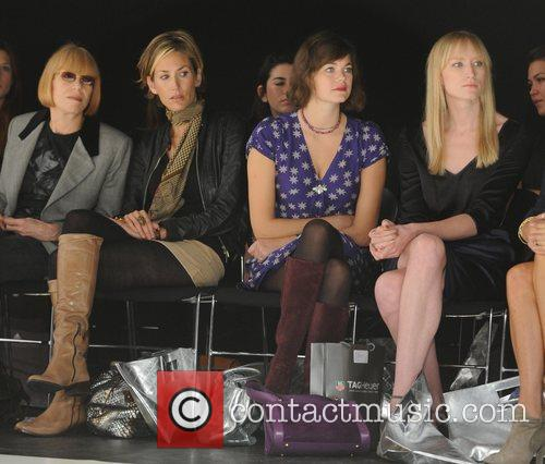 London Fashion Week - Spring/Summer 2009 - Ashley...