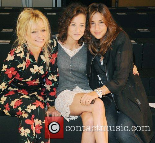 Jo Wood, Leah Wood and Melanie Blatt 2