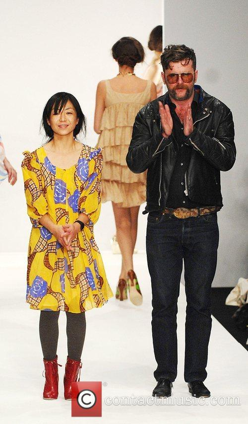 London Fashion Week - Eley Kishimoto - Spring/Summer...