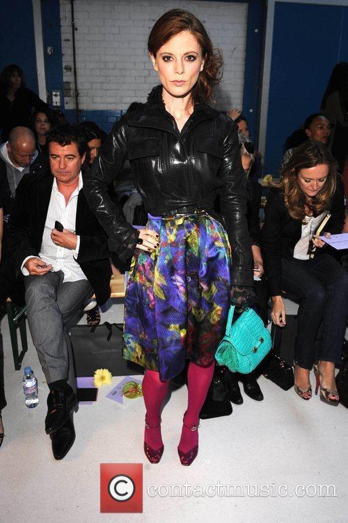 London Fashion Week Spring/Summer 2009 - Erdem -...