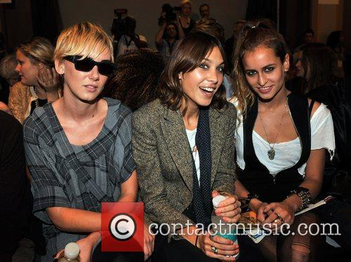 Kimberly Stewart and Alexa Chung 4