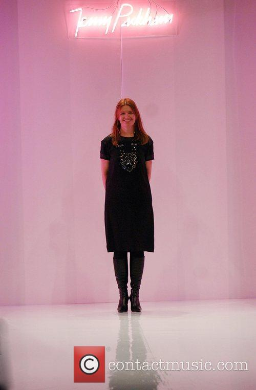 London Fashion Week - Jenny Packham - Spring/Summer...