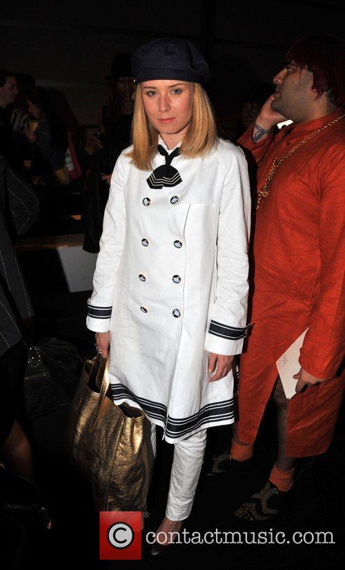 Roisin Murphy London Fashion Week - Spring/Summer 2009...