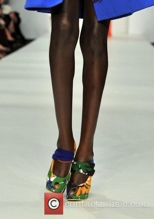 London Fashion Week - Spring/Summer 2009 - Ossie...