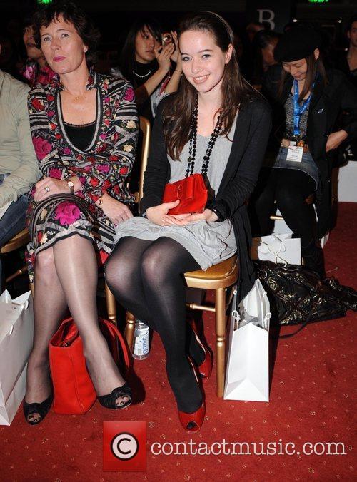 London Fashion Week - Spring/Summer 2009 - Qasimi...
