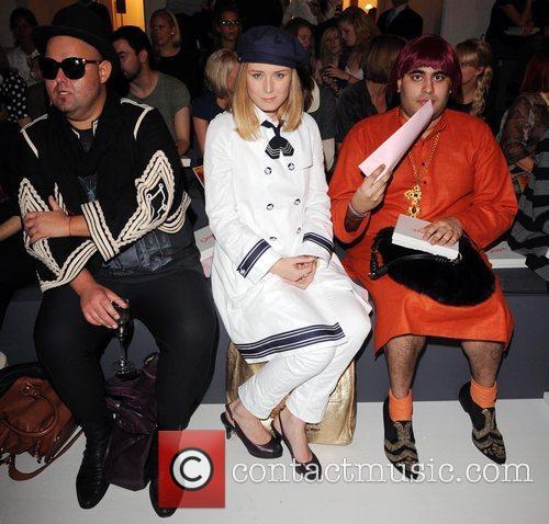 London Fashion Week - Spring/Summer 2009 - Topshop...