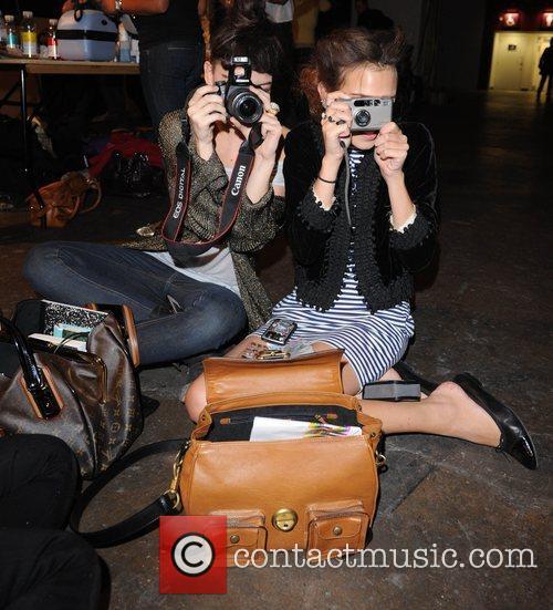 London Fashion Week Spring/Summer 2009 - Vivienne Westwood:...