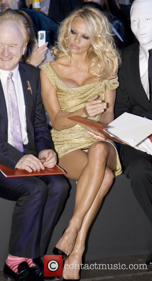 Pamela Anderson and Vivienne Westwood 2