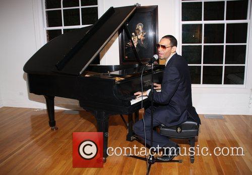 Al Walser, Goodwill Ambassador from Liechtenstein, at the...