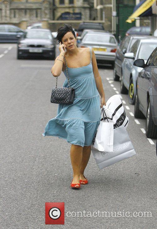 Shopping on the Portobello Road