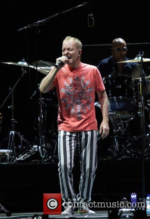 Fred Schneider from the B52's,  Lisbon Callatg...