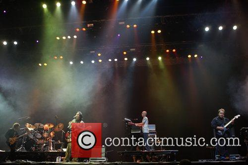 Lisbon Callatg festival at Pavilhao Atlantico