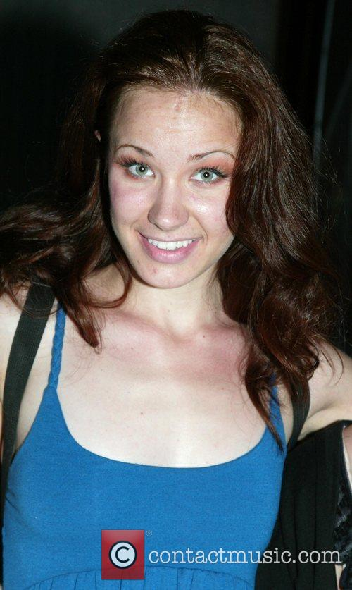 Sierra Boggess and Lunt-fontanne Theatre 2
