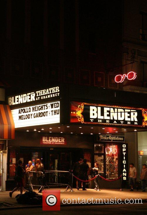 Atmosphere  performances at the Blender Theater sponsored...